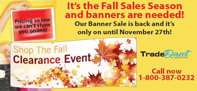 2015 Fall Banner Promotion