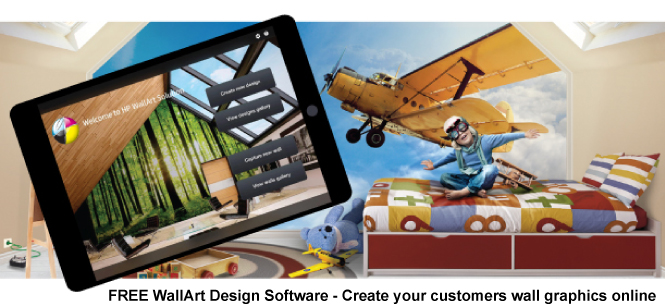 WallArt Design Software